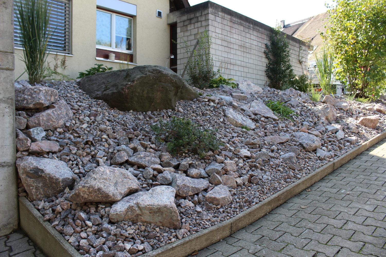 Die steing rten vom fachmann angelegt sind der absolute hingucker - Steingarten anlegen aufbau ...
