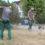 Hilfe gegen Hitzeschäden im Rasen